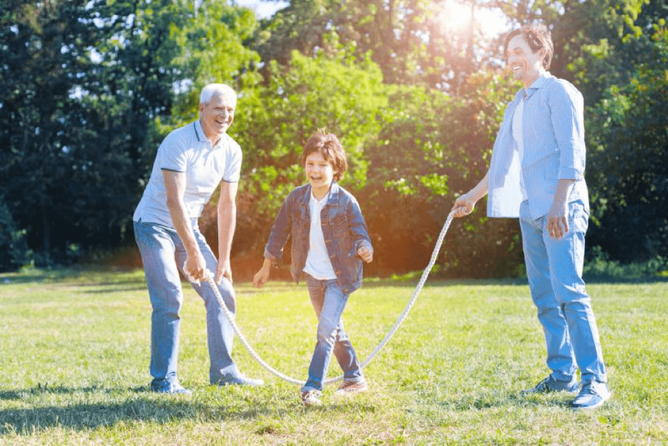How Your Family Can Stay Healthy at Every Age